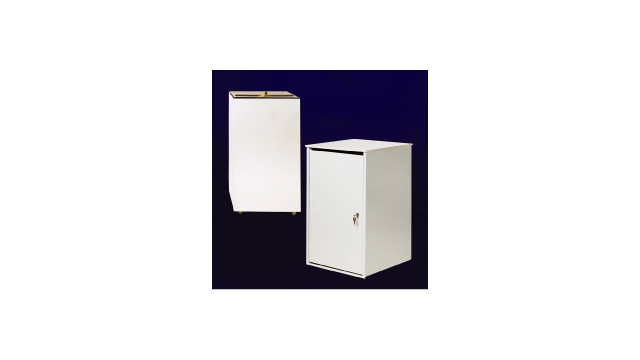 MBM Lockable Document Containers Keep Files Secure until Disposal