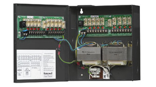 Honeywell Power Products Announces CCTV Power Supplies