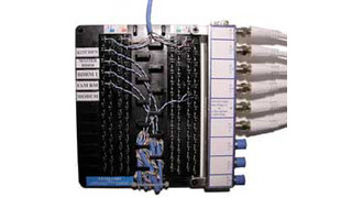 ETCON Releases New Structured Wiring Center Featuring 110-Phone Distribution Block with 2050 Mhz Splitter
