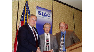 SIAC Honors Washington's Ron Haner with Moody Leadership Award