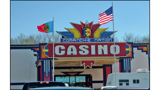Comanche Nation Casinos Select GE's ClearCast Video System