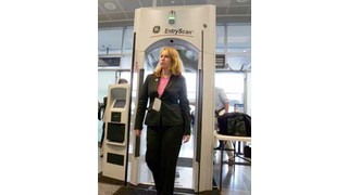 GE EntryScan3 EDS Deployed at Boston's Logan Airport