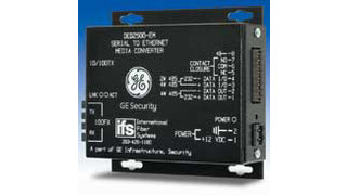 IFS Expands EtherNav Product Line with Serial Data to Ethernet Converter