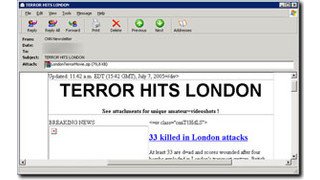 New Trojan Operates on Sympathy for London Attacks