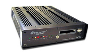 Securtex Introduces Rugged Mobile DVR with Built-in Passive GPS