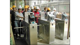 HandReaders Control Access to Venetian Macau Construction Site