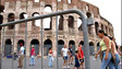 Terror Threat Prompts Heightened Security at Rome's Colosseum, Other Monuments