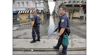 Crisis Grows As Flooded New Orleans Looted