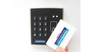 Integrated Engineering Introduces New Lighted Keypad Reader