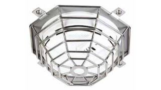 STI Introduces New Stainless Steel Smoke Detector Protection Cage
