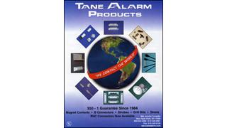 Tane Announces 20th Anniversary Catalog