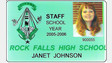 Illinois High School Creates Student ID Cards on Site and on Demand