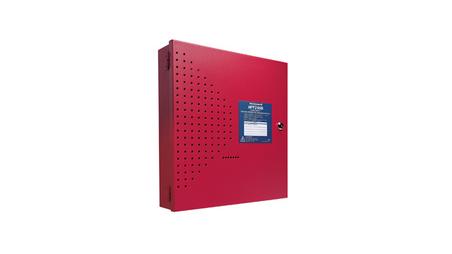 New Expandable Fire Alarm Power Supplies from Honeywell Power Products