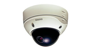 SANYO Unveils Vandal-Resistant Dome with Pan-Focus Technology