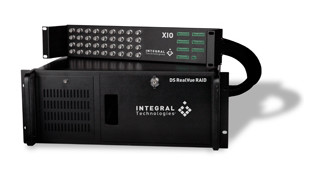 Integral Technologies Delivers Industry's First 32 Channel Real-Time Digital Video Recorders