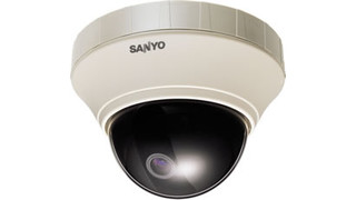 SANYO Demonstrates New Mini-Domes with Pan-Focus Technology