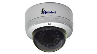 HAWK-I Security Releases New Infrared Color Dome Cameras