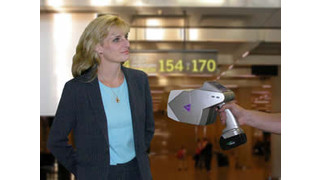 Sago Systems Introduces World's First Handheld Millimeter Wave Imaging System