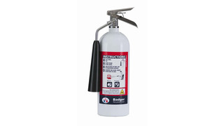 Badger Launches New Non-Magnetic Fire Extinguisher
