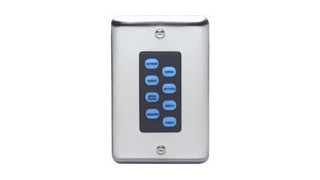 HAI Offers Custom Engraving for Room and House Controllers