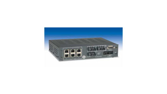 GE Introduces Hardened Managed Ethernet Switch Series