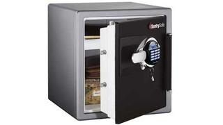 Fingerprint Safe Offers Intuitive Security