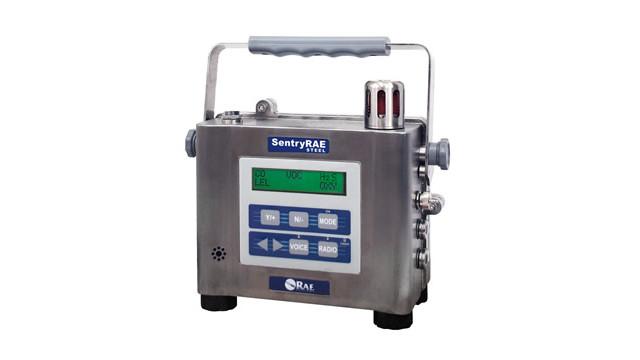 RAE Systems Introduces SentryRAE Steel Gas Detector