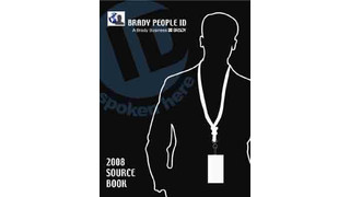 Brady People ID Offers New Source Book