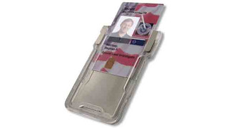 Brady People ID Showcases Secure Badgeholder