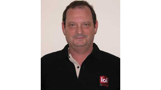 Ethan Voss appointed director of global customer services by ioimage