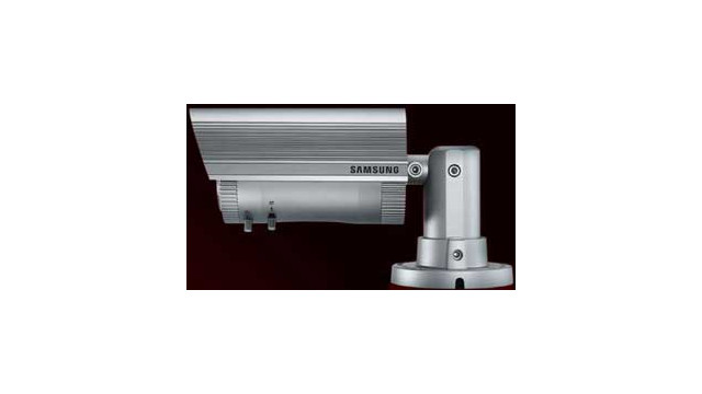 Norbain to supply new Samsung IR cams