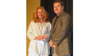 IQ Certification honors Lisa Prosser