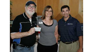 NSCA raises money for charity at conference