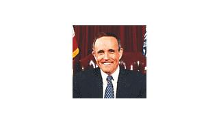 Rudy Giuliani to keynote ISC East 2008
