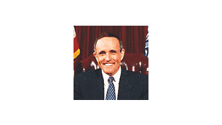 Rudy Giuliani to keynote ISC East 2008