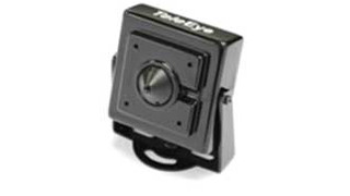 TeleEye introduces new pinhole cameras