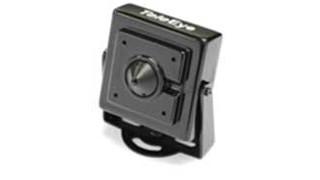 TeleEye introduces new pinhole cameras