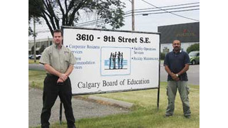 Sonitrol awarded contract by Calgary Board of Education