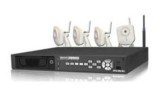 New WiFi NVR introduced by AVerMedia