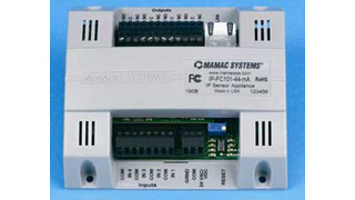 MAMAC Systems introduces new sensor appliance