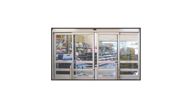 sc 1 st  SecurityInfoWatch.com & Stanley introduces delayed egress option for DuraGlide door systems pezcame.com