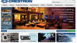 Crestron launches new Website