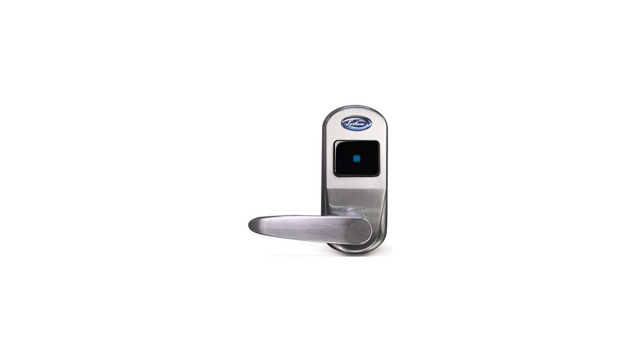 Lathem Introduces New Proximity Badge Door Lock