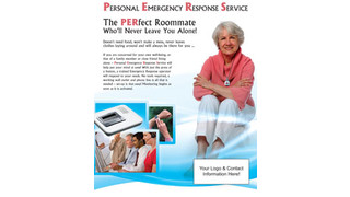 EMERgency24 offers custom PERS marketing literature to dealers