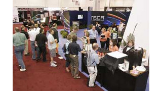 NSCA to attend InfoComm 09