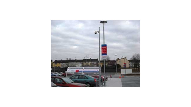 Ireland shopping center installs TeleEye solutions