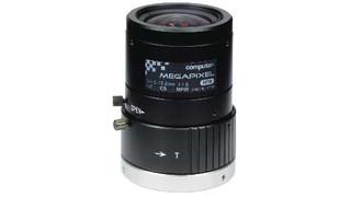 Computar introduces 3-megapixel, IR corrected lens