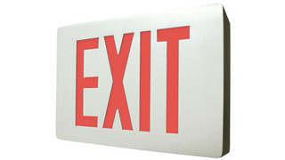 High-Lites launches cast aluminum LED exit sign series
