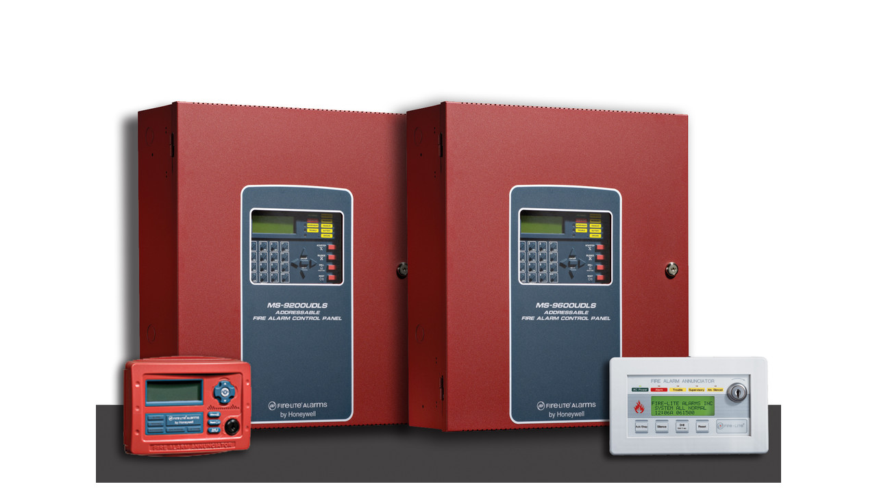 Ms 9200udls And Ms 9600udls Addressable Fire Alarm Panels
