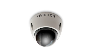 Auto-iris day/night HD dome camera